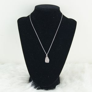 ⭕ [MUST BUNDLE] Forever 21 | Silver Stone Necklace